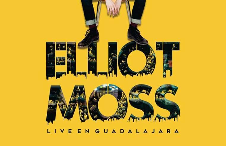 Elliot Moss en Guadalajara 2018