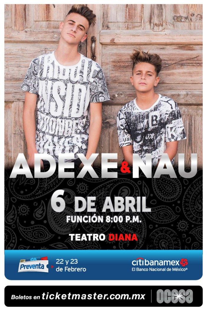 Adexe & Nau Guadalajara 2018