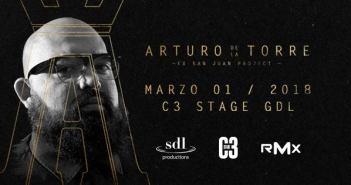Arturo de la Torre presenta su primer EP Culpable