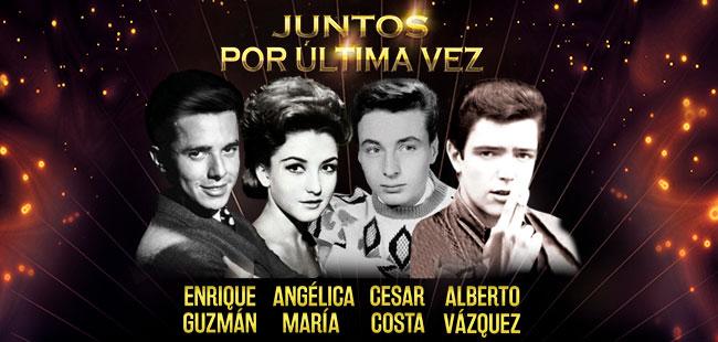 JUNTOS POR ULTIMA VEZ Guadalajara 2018