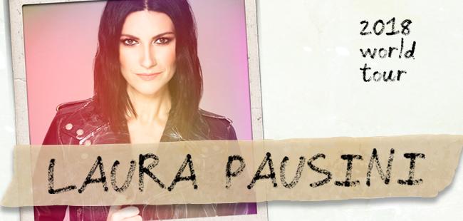 Laura Pausini Guadalajara 2018