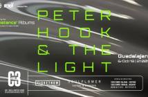 Peter Hook & the Light en GDL 2018
