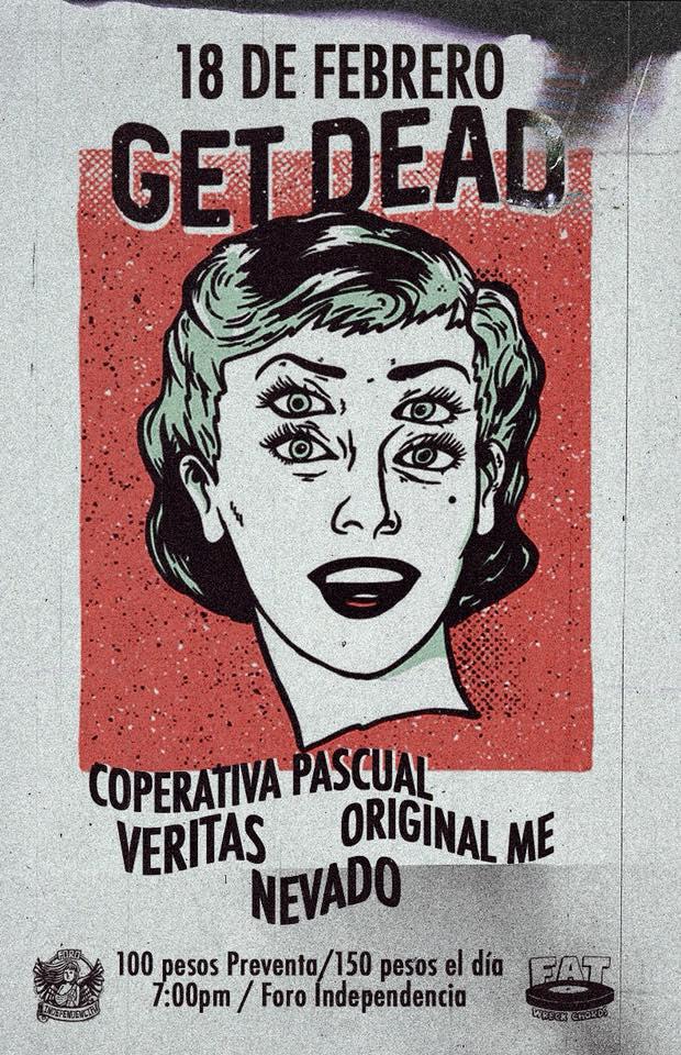 Get Dead Guadalajara 2018