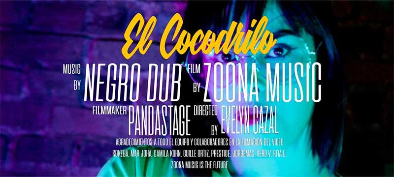 NEGRO DUB estrena El Cocodrilo