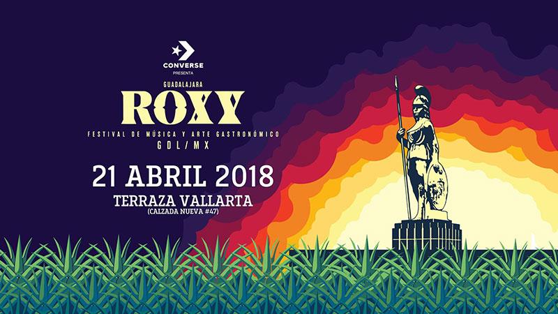 Roxy Fest 2018 Guadalajara