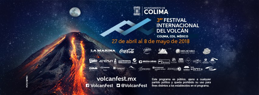Festival Internacional del Volcán 2018