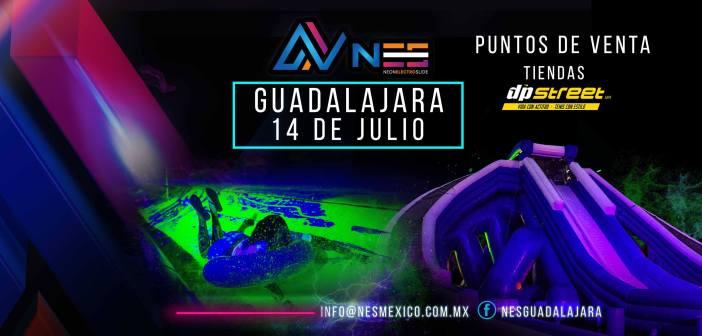 Llega a Guadalajara NES