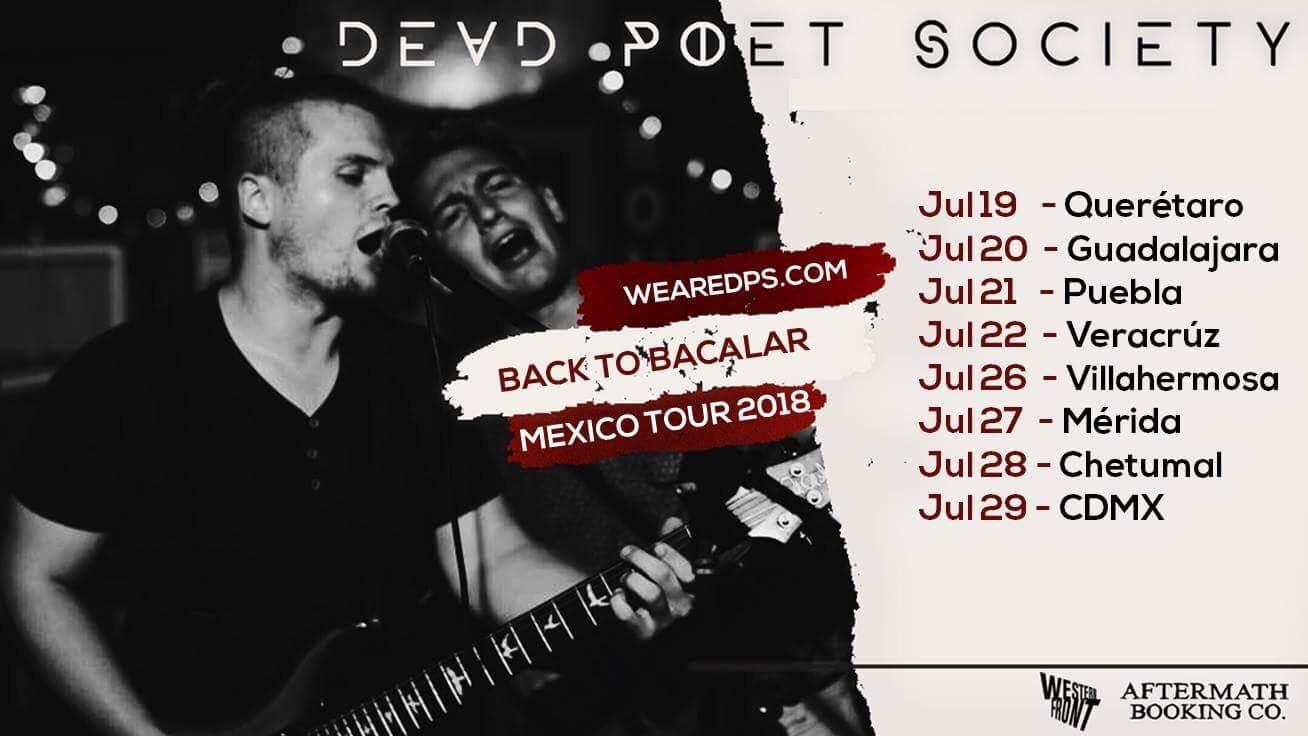 Dead Poet Society Regresa a México 2018