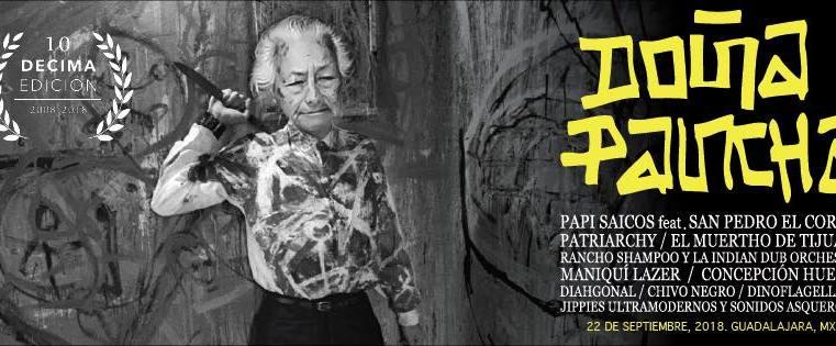 Doña Pancha Fest X Aniversario