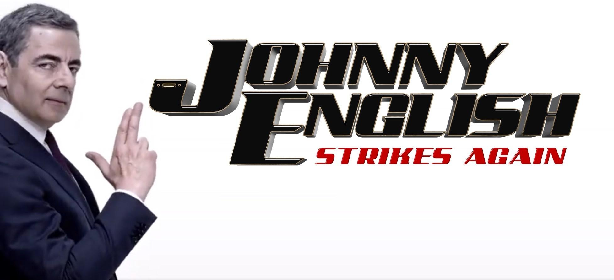Johnny English 3.0 premiere en GDL