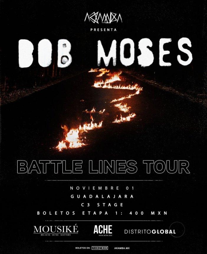Bob Moses Guadalajara