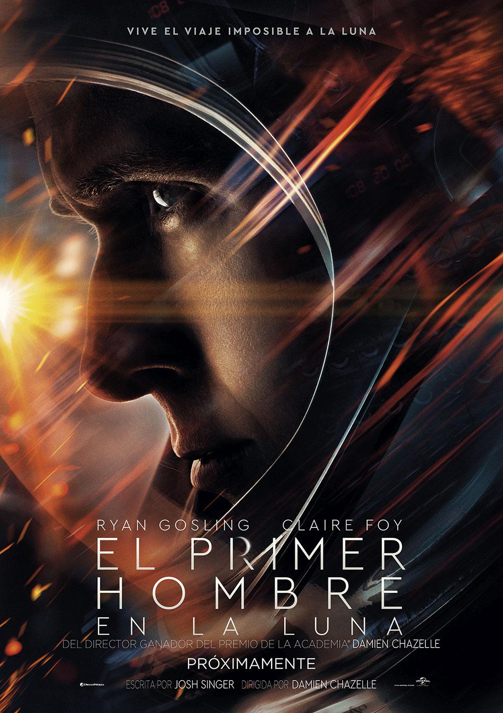 El Primer Hombre en la Luna – Premier en GDL