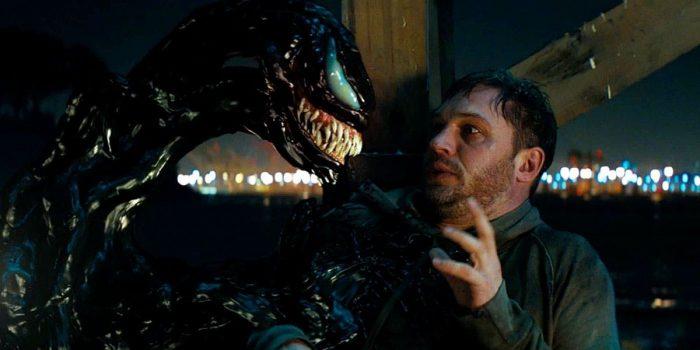 Crítica Venom con Tom Hardy