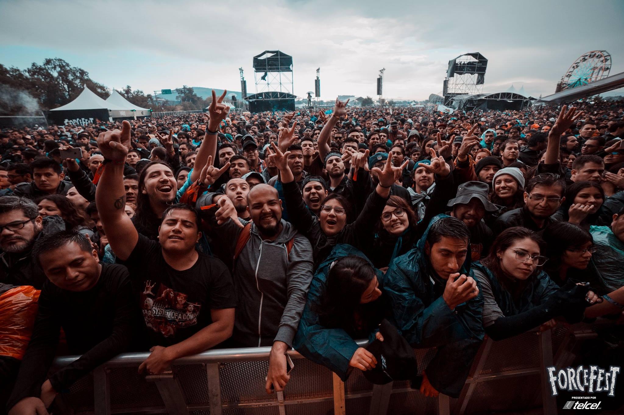 Force Fest 2018 nuestra opinión