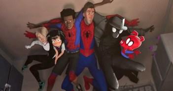 Reseña Spider-Man: Un Nuevo Universo 2018