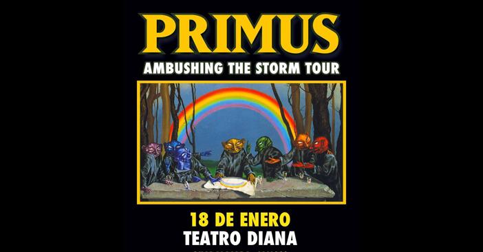 Primus Teatro Diana 2019