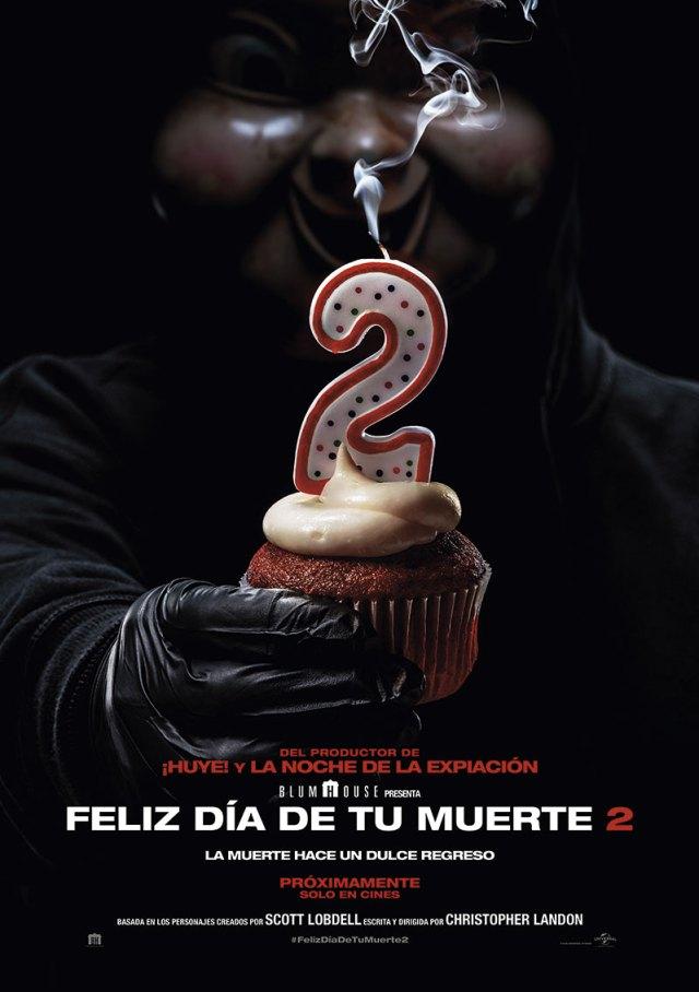 Premier Feliz Día de tu Muerte 2 en Guadalajara 2019