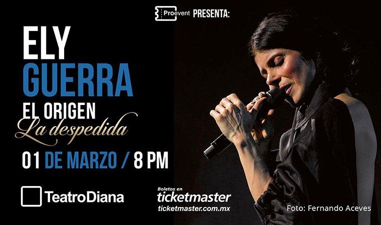 Ely Guerra El Origen Guadalajara 2019
