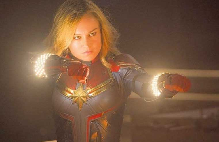 Reseña Capitana Marvel sin spoilers