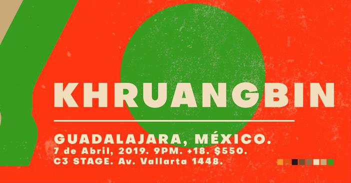 Khruangbin en Guadalajara