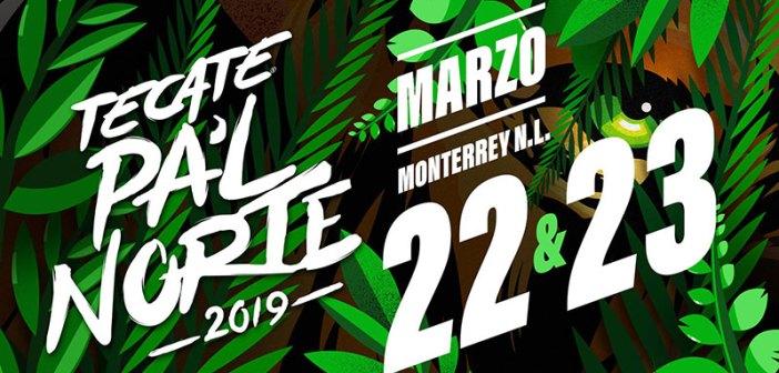 Tecate Pal Norte 2019
