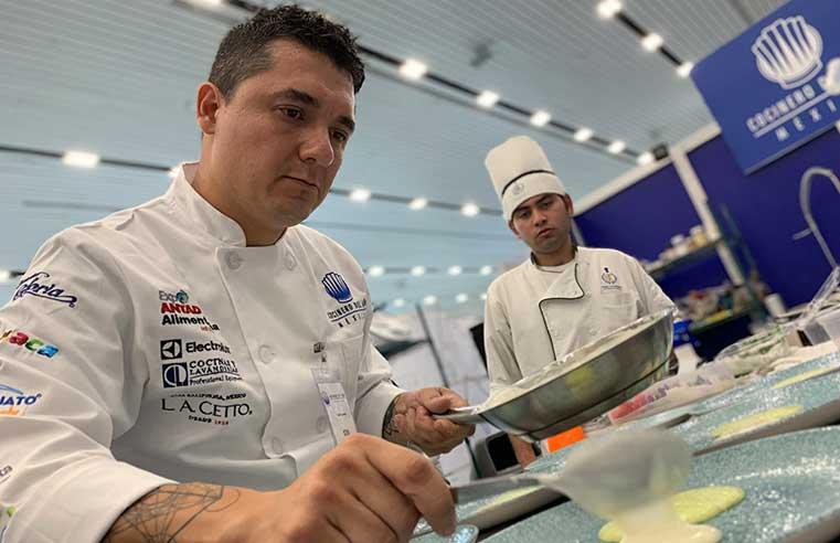 Ganador Cocinero del Año México 2019