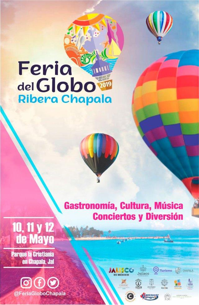 Feria Del Globo Ribera Chapala 2019 Urbeat Com