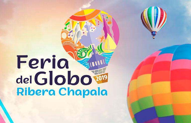Feria del Globo Ribera Chapala 2019