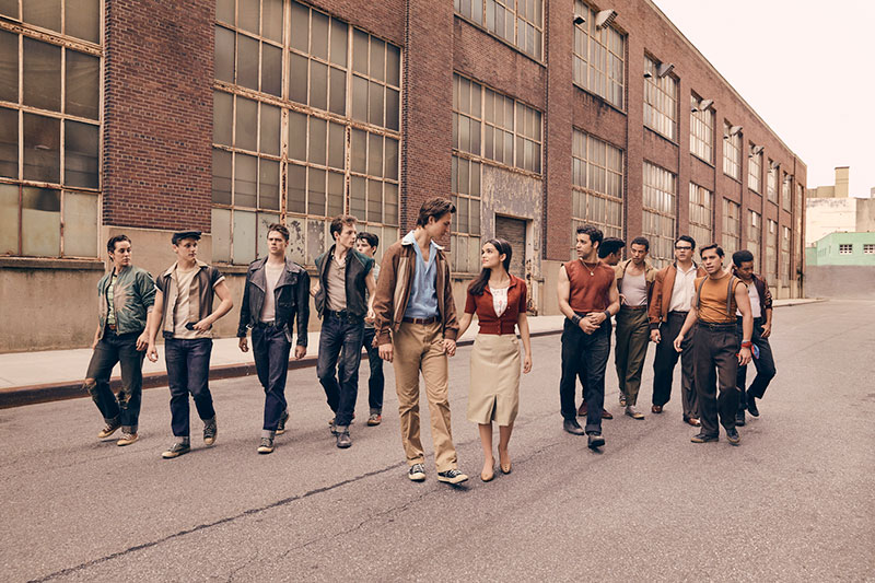 Primera imagen de West Side Story de Steven Spielberg