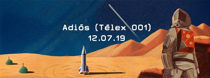 """Roy Cañedo presentará """"Adiós (Télex 001)"""" el primer sencillo de El fantasma (2019)"""
