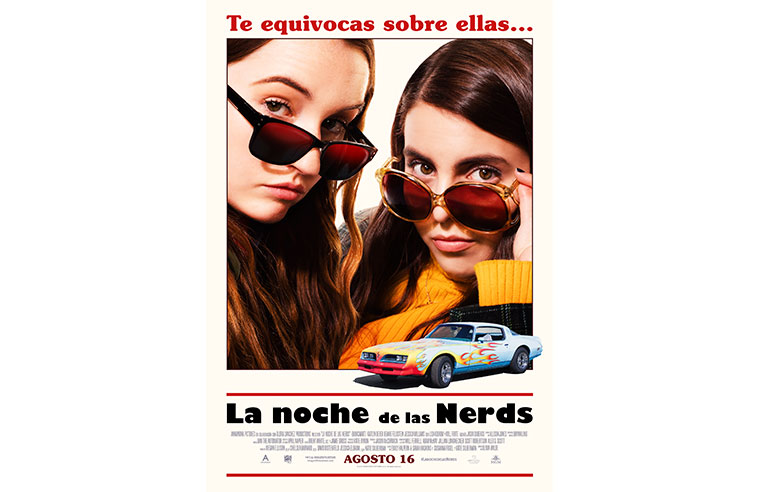 La Noche de las Nerds – Premiere GDL