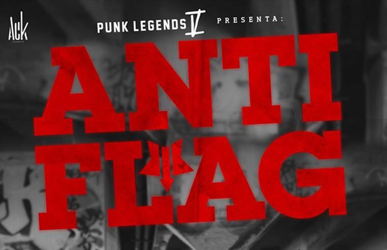 Anti Flag en Guadalajara
