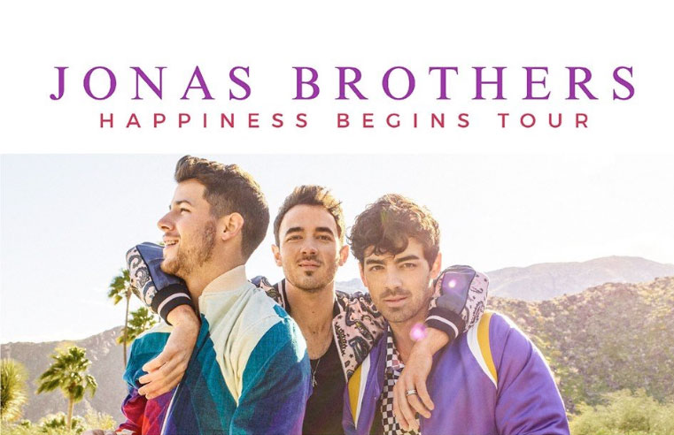 Jonas Brothers Guadalajara 2019