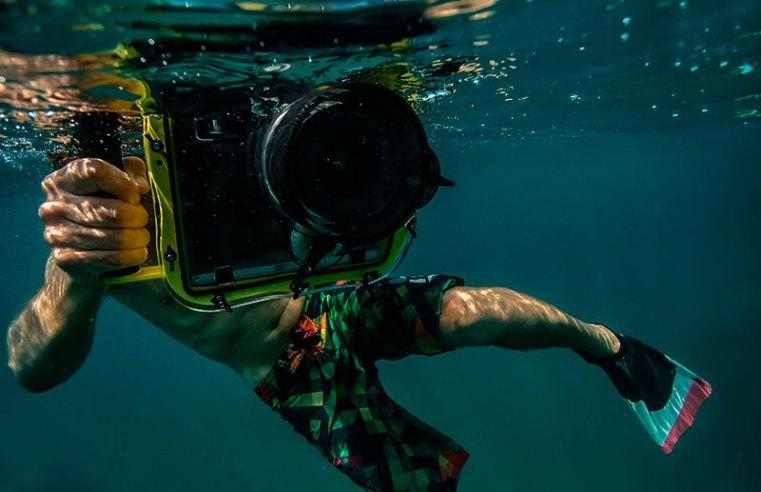 Consejos para fotografía acuática por Canon