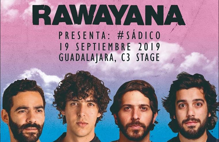 Rawayana presenta su nuevo sencillo «#Sádico»