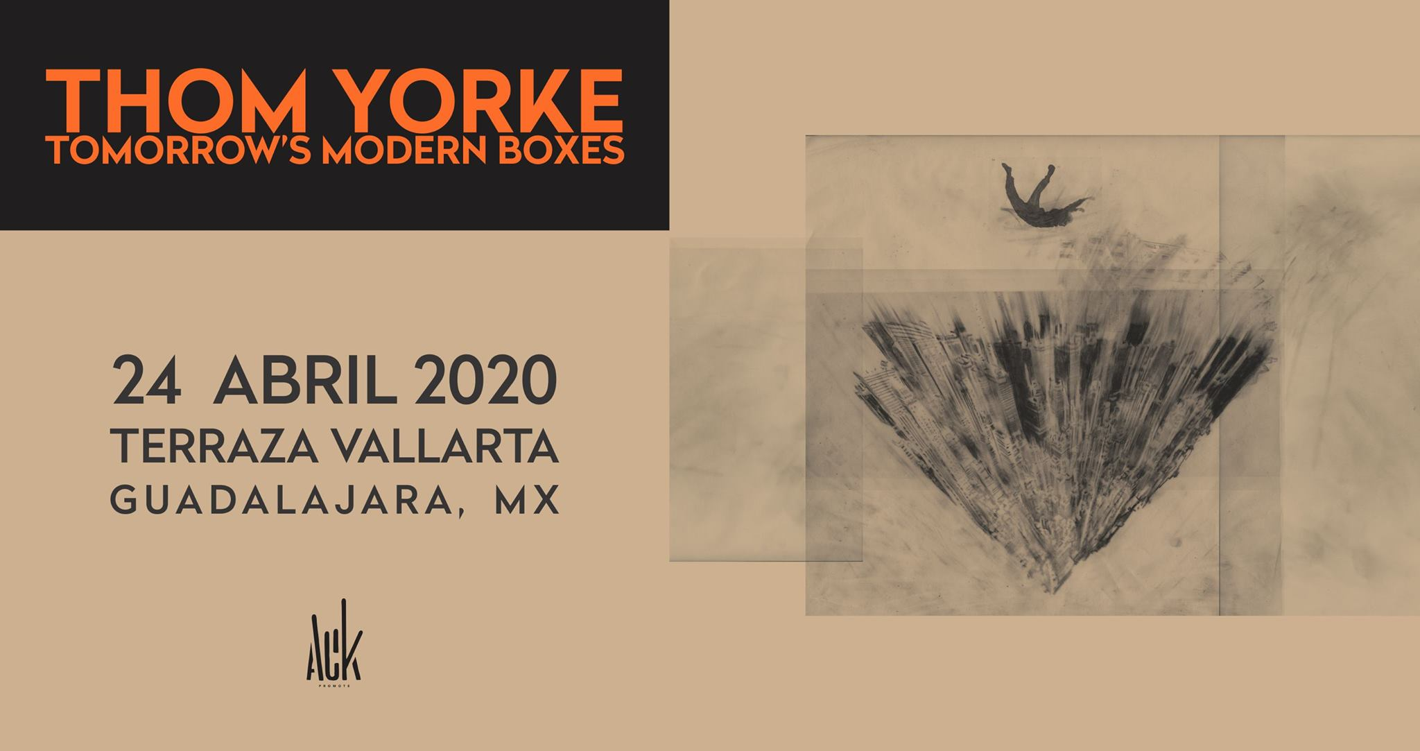 THOM YORKE Tomorrow's Modern Boxes GDL
