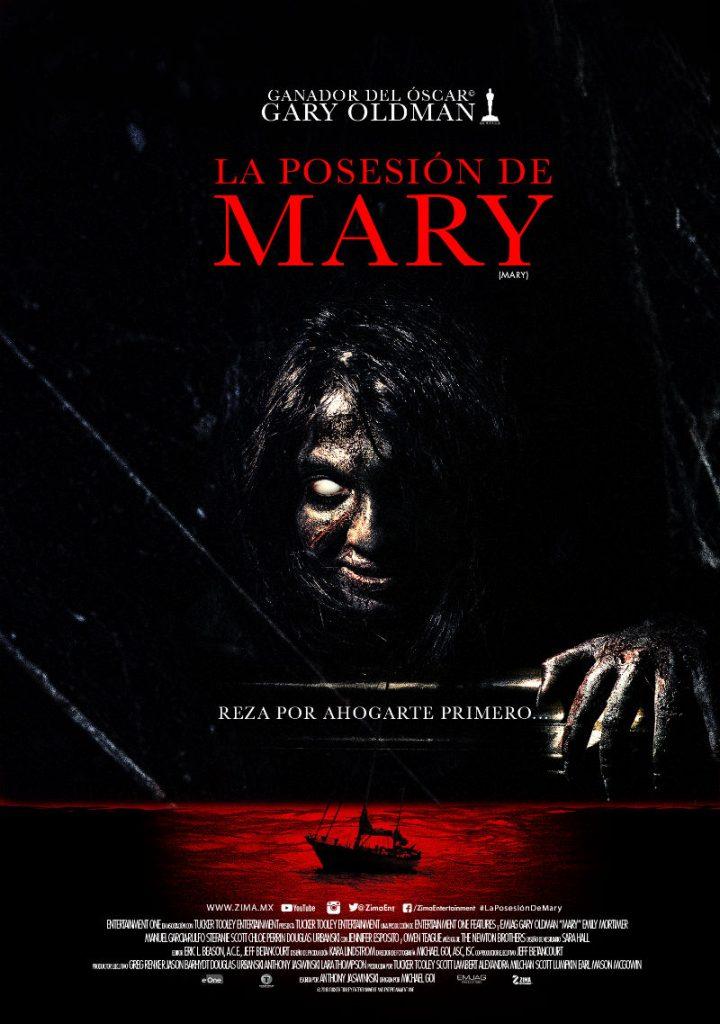Premiere La Posesión de Mary GDL