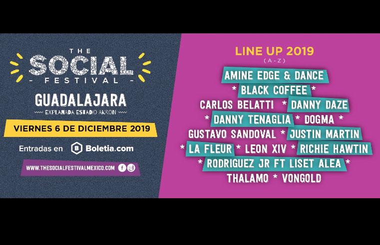 The Social Festival Guadalajara 2019