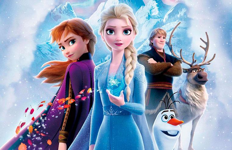 Reseña: Frozen 2