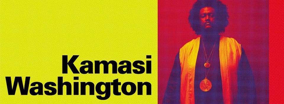 Kamasi Washington en Guadalajara