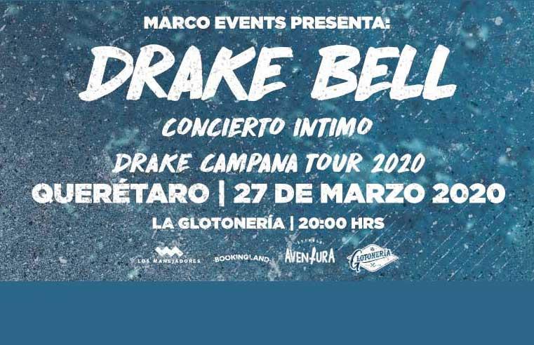 Drake Bell en Guadalajara