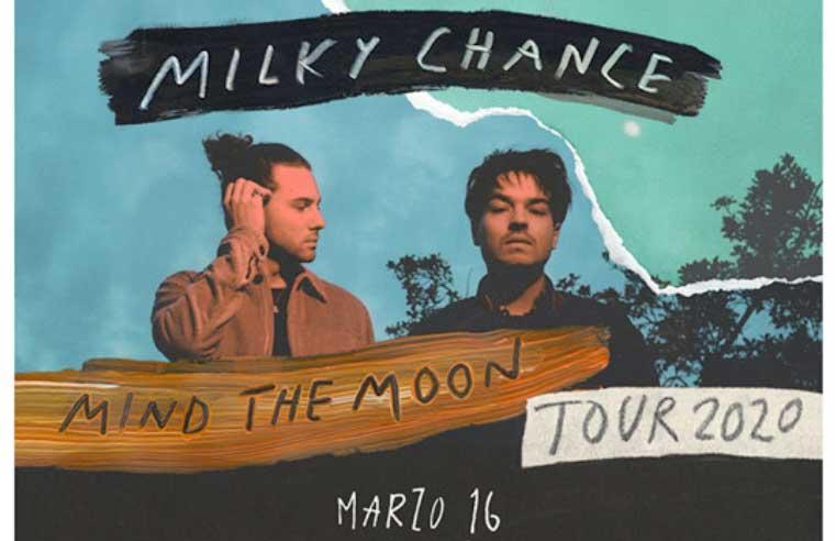 Milky Chance en Guadalajara