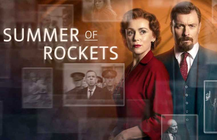 Espectacular miniserie SUMMER OF ROCKETS por FILM & ARTS