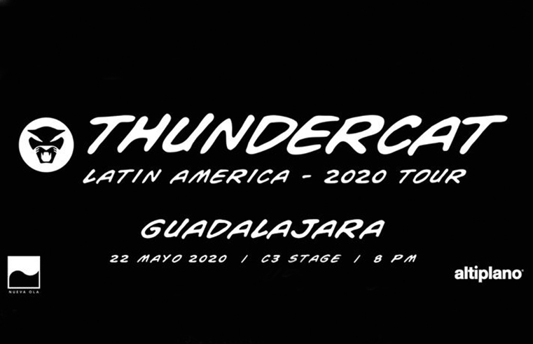 Thundercat por primer vez en Guadalajara