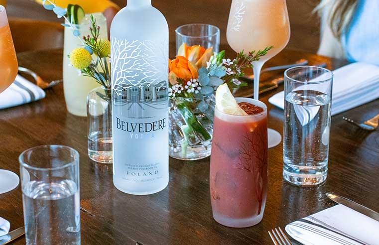 Belvedere Bloody Mary Receta fácil de hacer en casa
