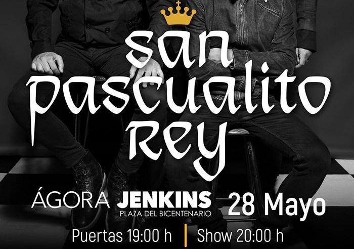 San Pascualito Rey en Ágora Jenkins