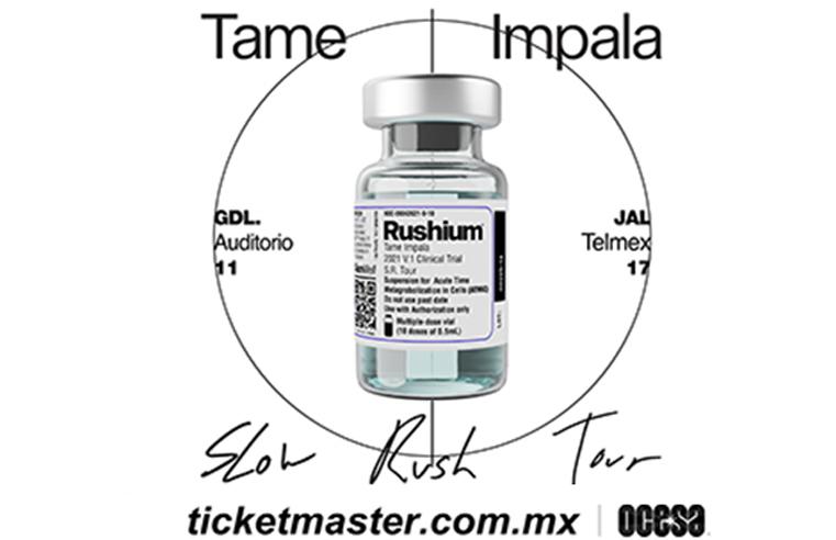 Tame Impala en Guadalajara