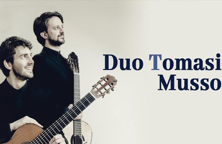 Dúo Tomasi-Musso – Ciclo de Guitarra 2021