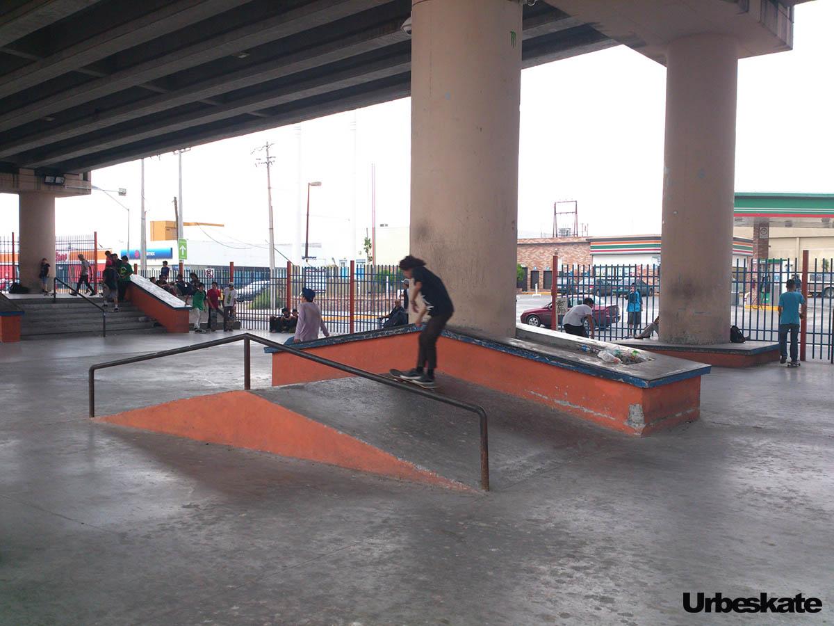 Skatepark De Los Angeles Urbeskate
