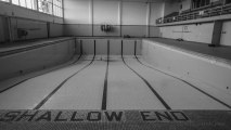 Abandoned Religious School Temple View Swimming Pool
